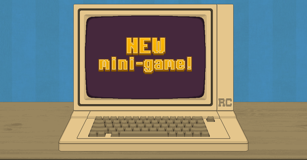 New mini-game Dr. Hamster is live!