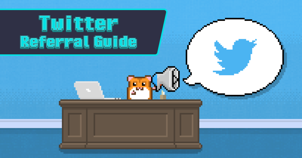 REFERRAL HUNTING – TWITTER GUIDE