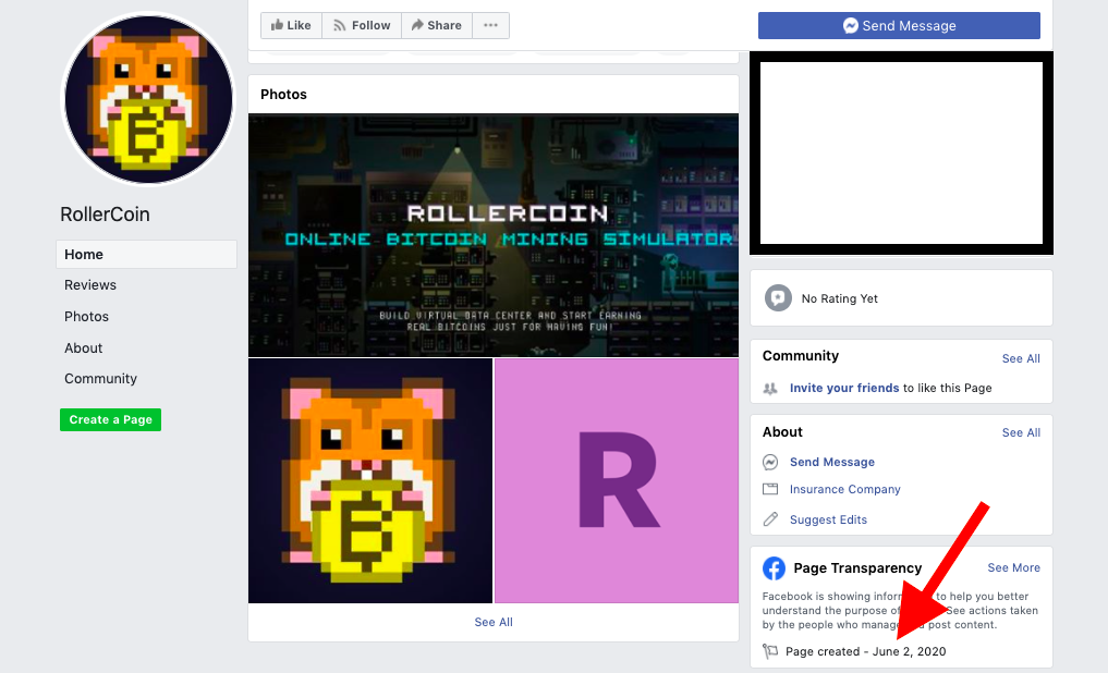 Important Info About Cheaters, Scammers and Frauds – RollerCoin Blog 3