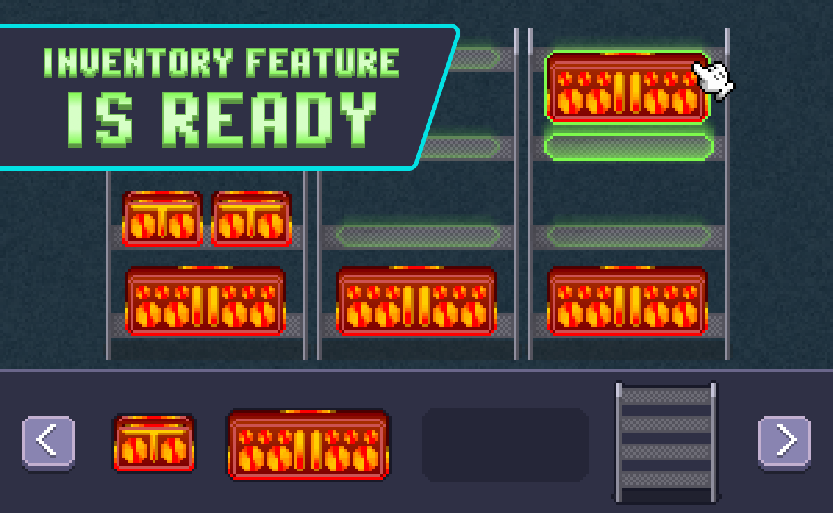 Inventory release – a step into the new era!