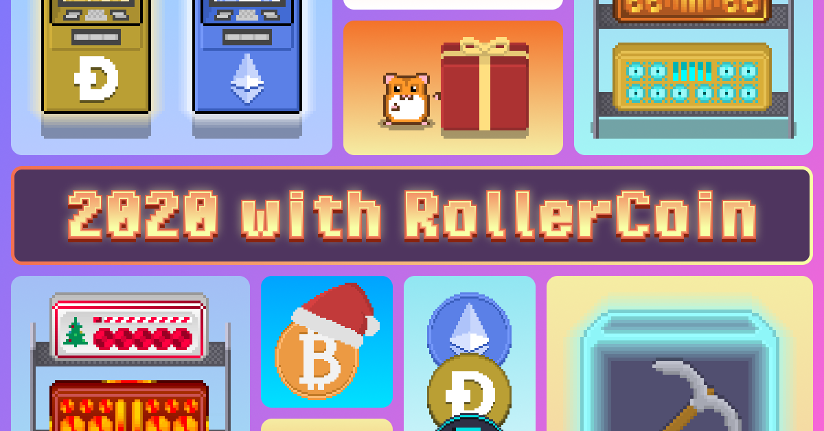 2020 with RollerCoin