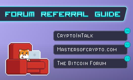 Forum Referral Guide: Tips & Tricks