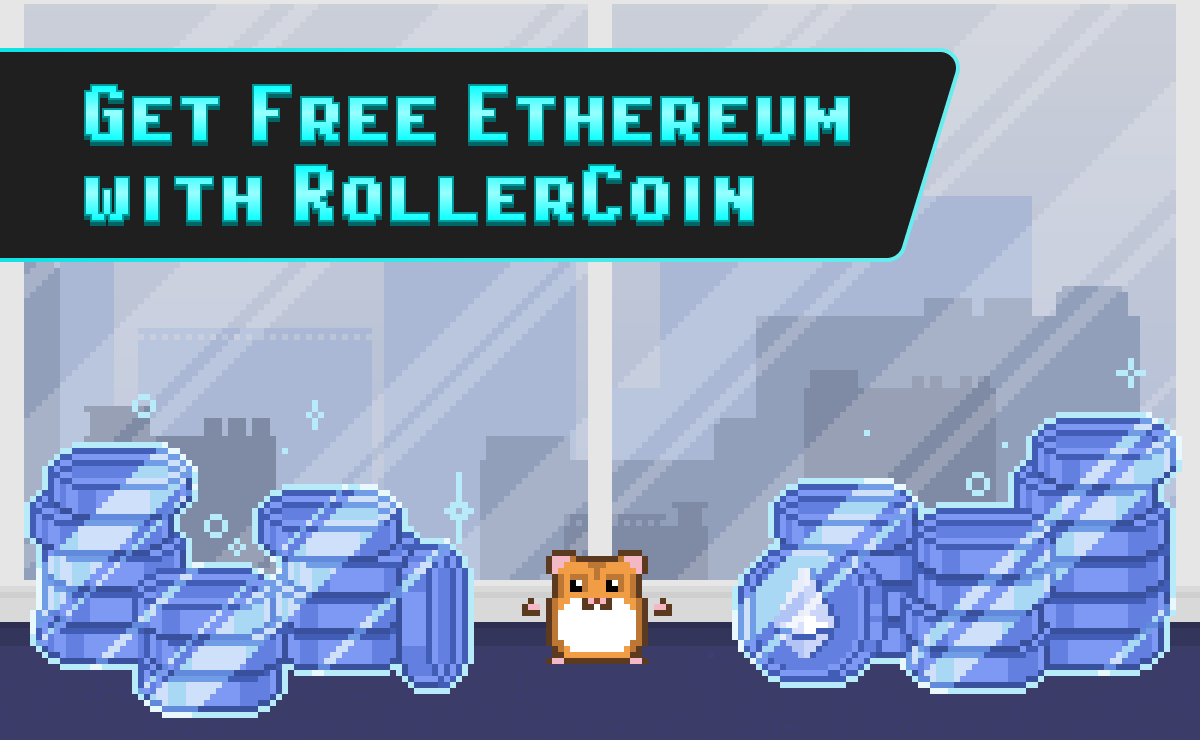 How to Get Free Ethereum with RollerCoin?