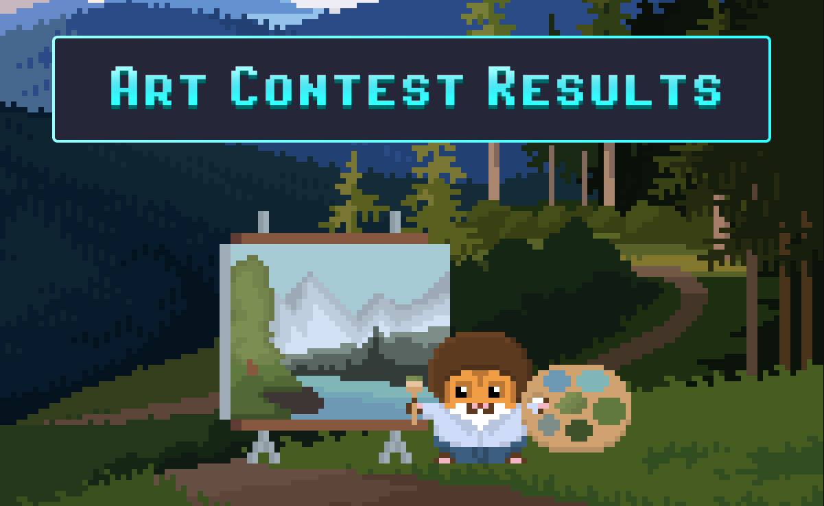 RollerCoin Announces the Results of the Art Contest! Meet the winners!