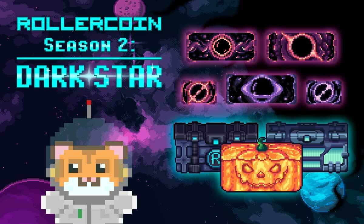 The Major Update: Dark Star™ Season II, BNB Mining, New rewards, and Lootboxes!